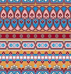 Azia pattern vector