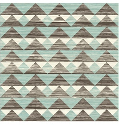 Small Triangular pattern vector image