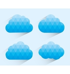 Cloud icon design vector