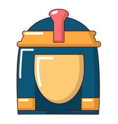 cleopatra icon cartoon style vector image
