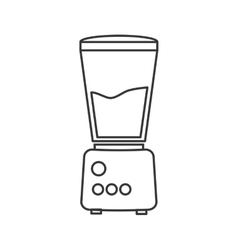 Blender house technology appliance icon vector