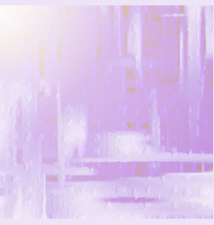 lilac white abstract background vector image