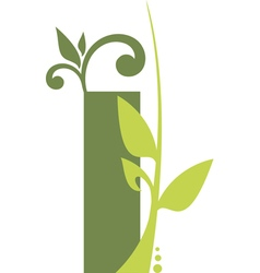 nature I vector image vector image
