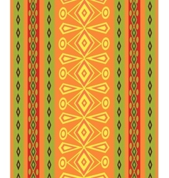 Ethnic Abstract bright pattern background vector image