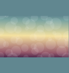 Flat of abstract background vector