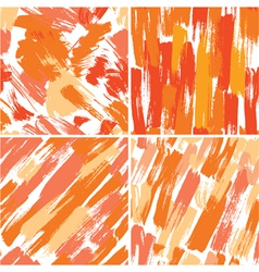 paint abstract 1 380 vector image vector image
