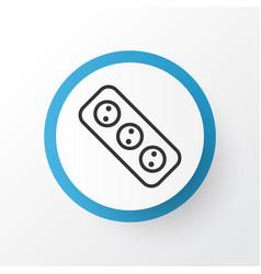 Socket icon symbol premium quality isolated vector