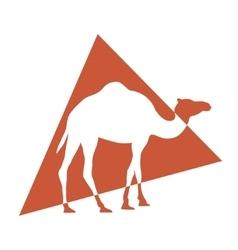 Camel Logo vector image vector image