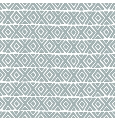 Diamond and a cross seamless pattern vector