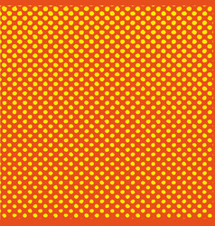 Abstract colorful halftone dots horizontal vector
