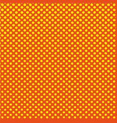 abstract colorful halftone dots horizontal vector image vector image