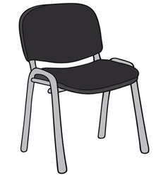 Office chair vector