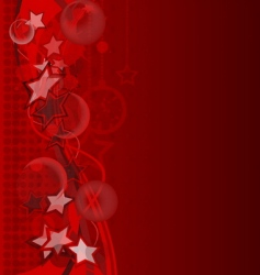 Stars background vector