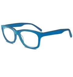 blu glasses vector image