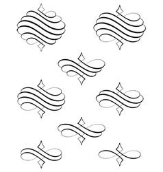 Helical swirl vector
