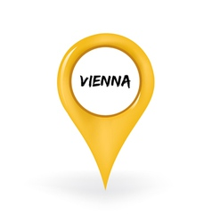 Location vienna vector