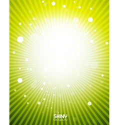Light beam vector