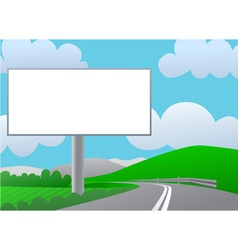Country billboard vector