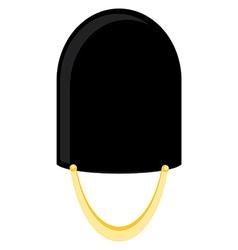 Royal guard hat vector