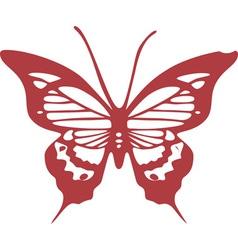 Butterflies clipart design vector