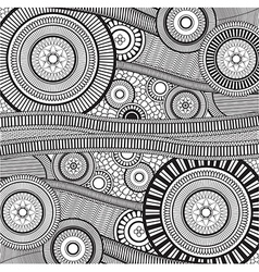 zentangle vector image