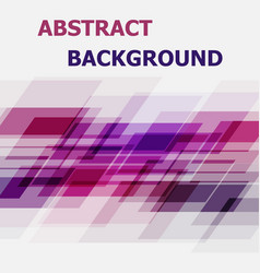 Abstract purple and pink geometric overlapping vector