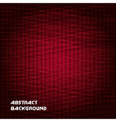 Abstract dark red background texture trendy vector image