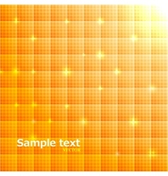 Background with glows texture cells vector