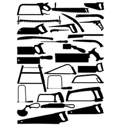 saws vector image