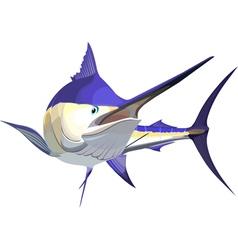 marlin6 vector image vector image