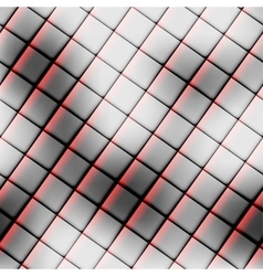 Abstract seamless squares pattern vector image