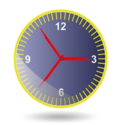 Clock-face setting conception reminder science num vector