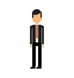 Business man icon vector