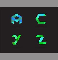 102 logo abc tri vector