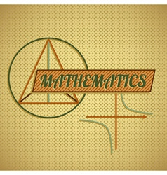 Math vector image