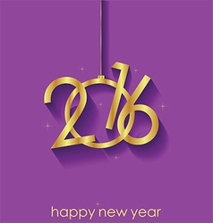 Happy new year and christmas background vector