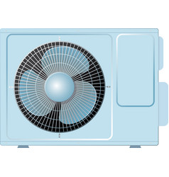 air conditioning split vector image vector image