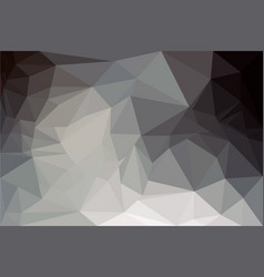 light background design web abstract low poly vector image