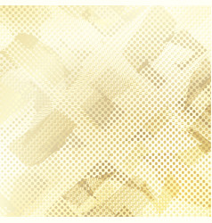 Abstract beige half tone background vector