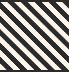 stripes seamless pattern repeat diagonal lines vector image