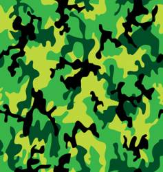 camouflage deep jungle vector image vector image