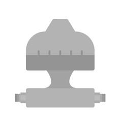 Thermostatic head vector