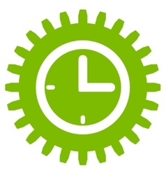 Time options icon vector