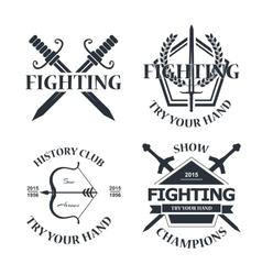Fighting vector