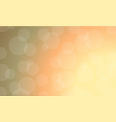 Flat of abstract background collection vector