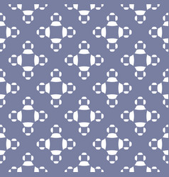 ornamental seamless pattern in neutral colors vector image