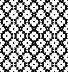 Dots and checkered vector