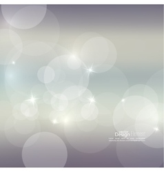 Background with sparkle stars vector