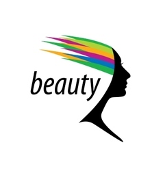 logo beauty vector image vector image
