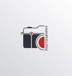Photography theme logotype vector